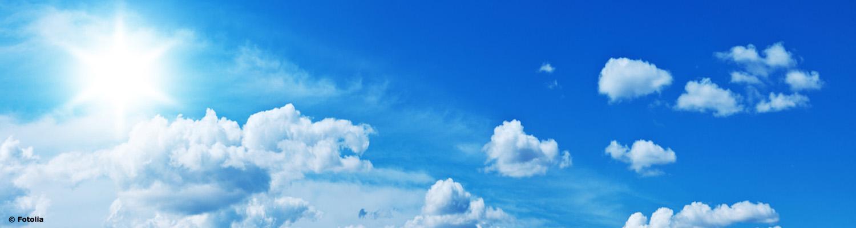 Damit Sie auch im Urlaub auf Wolke 7 schweben können....